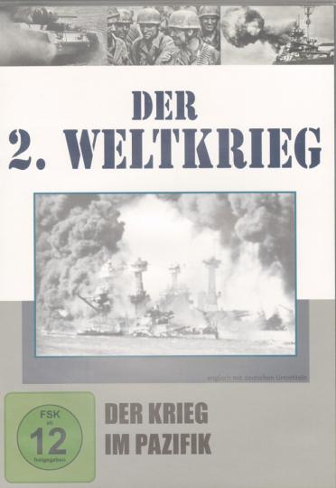 Der Krieg im Pazifik DVD