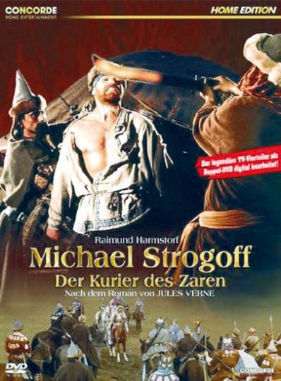 Michael Strogoff - der Kurier des Zaren. 2 DVDs.