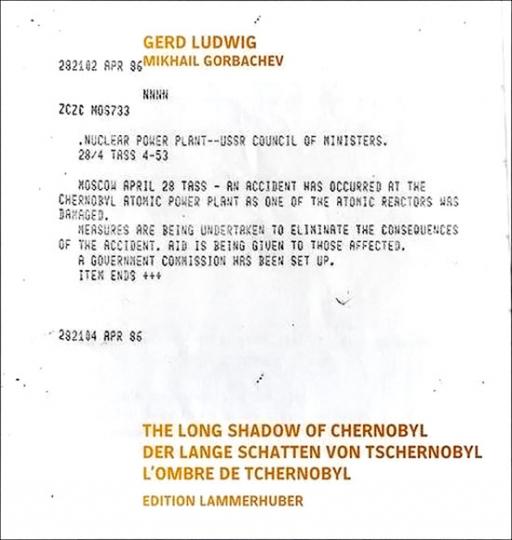 Der lange Schatten von Tschernobyl. The Long Shadow of Tschernobyl.