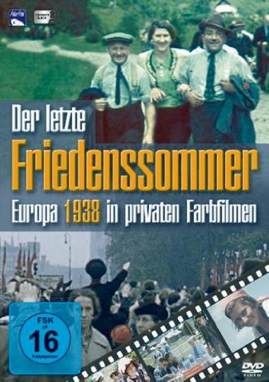 Der letzte Friedenssommer DVD