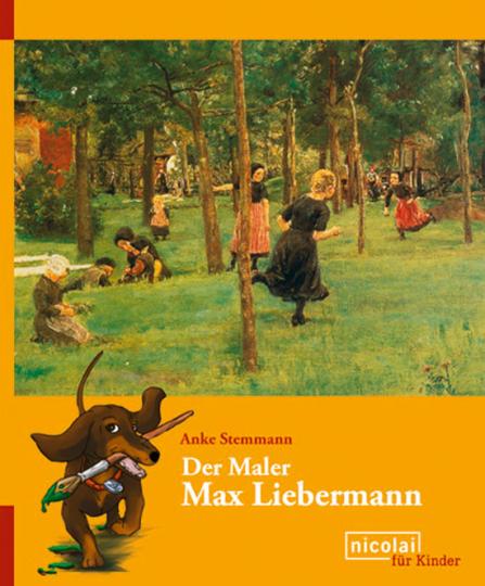 Der Maler Max Liebermann.