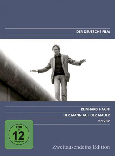 Der Mann auf der Mauer. DVD.