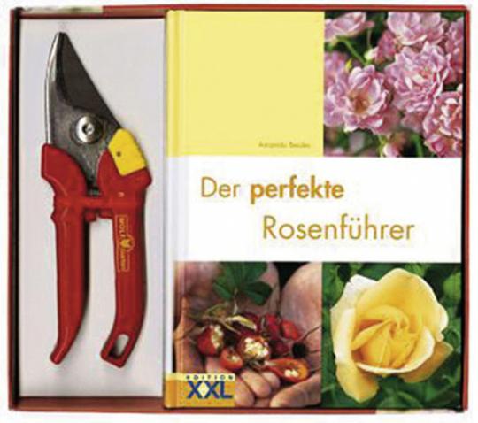 Der perfekte Rosenführer.