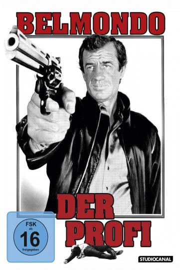 Der Profi - Belmondo DVD
