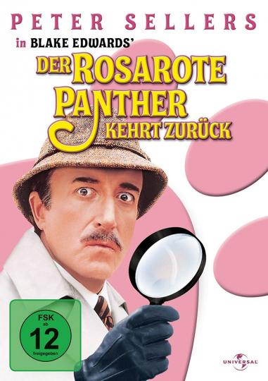 Der rosarote Panther kehrt zurück DVD