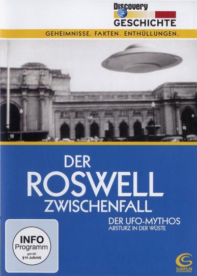 Der Roswell Zwischenfall 2 DVDs