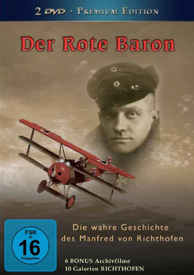 Der Rote Baron 2 DVDs