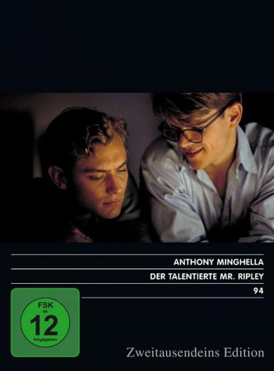 Der talentierte Mr. Ripley. DVD.