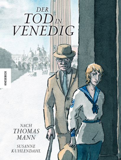 Der Tod in Venedig. Nach Thomas Mann. Graphic Novel.