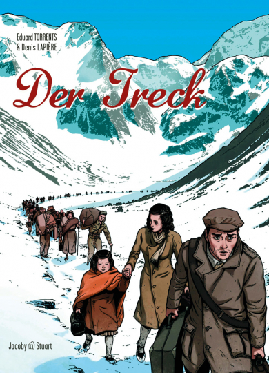 Der Treck. Graphic Novel.