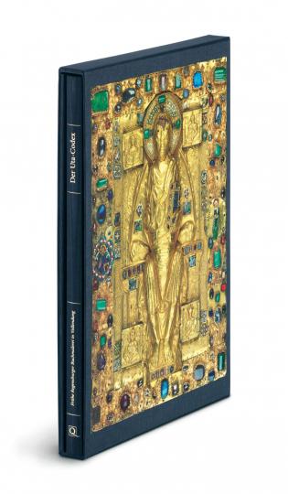 Der Uta-Codex. Frühe Regensburger Buchmalerei in Vollendung. Die Handschrift Clm 13601 der Bayerischen Staatsbibliothek. Im Schmuckschuber.