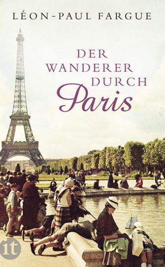 Der Wanderer durch Paris.