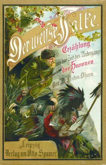 Der weiße Falke - Reprint von 1907