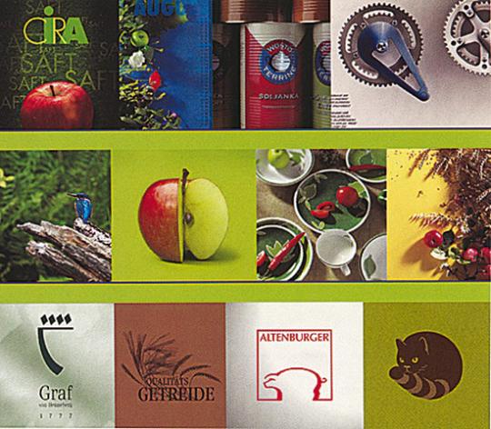 Designer-Profile 2000/2001. Gestalter stellen sich vor. Deutschland Österreich Schweiz.