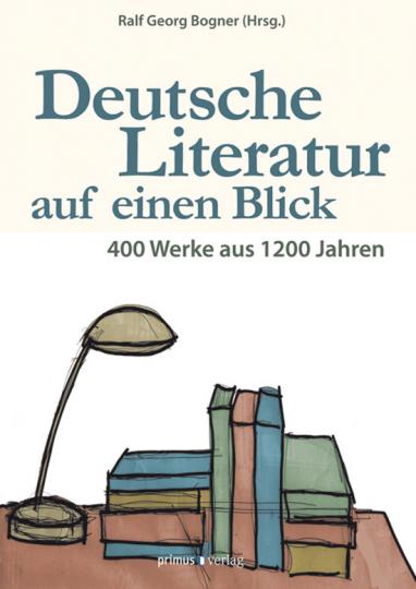 Deutsche Literatur auf einen Blick.