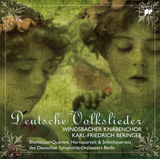 Deutsche Volkslieder. CD.