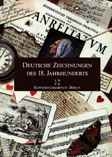 Deutsche Zeichnungen des 18. Jahrhunderts. Zwischen Tradition und Aufklärung