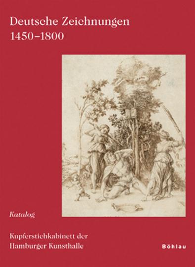 Deutsche Zeichnungen 1450-1800. 2 Bände.