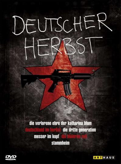 Deutscher Herbst. 6 DVDs