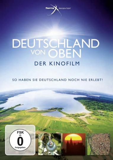 Deutschland von oben - Der Kinofilm. DVD.