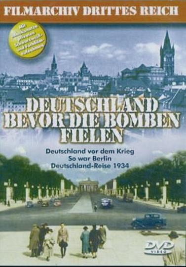 Deutschland, bevor die Bomben fielen DVD