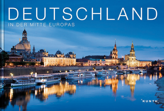 Deutschland. In der Mitte Europas.