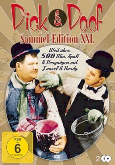Dick & Doof Sammeledition XX. 2 DVDs.