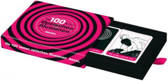 Die 100 besten optischen Illusionen.