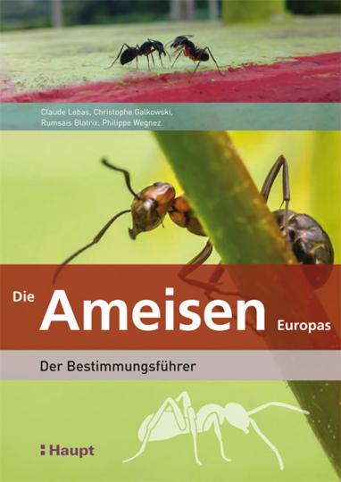 Die Ameisen Europas. Der Bestimmungsführer.