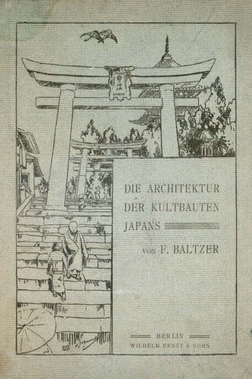 Die Architektur der Kultbauten Japans.