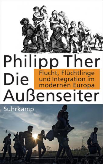 Die Außenseiter. Flucht, Flüchtlinge und Integration im modernen Europa.