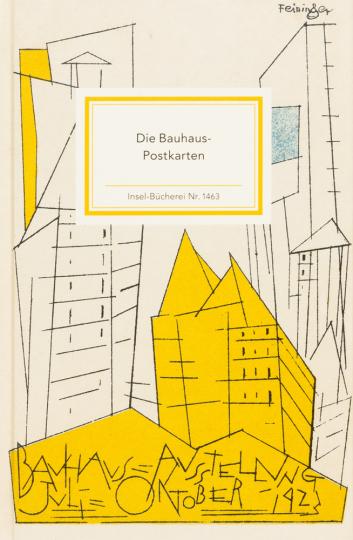 Die Bauhaus-Postkarten.