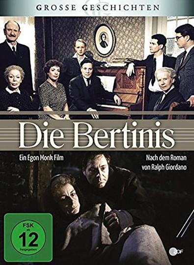 Die Bertinis 3 DVDs