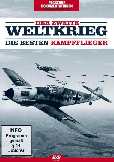 Die besten Kampfflieger DVD