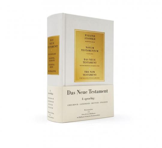 Die Bibel. Das Neue Testament.