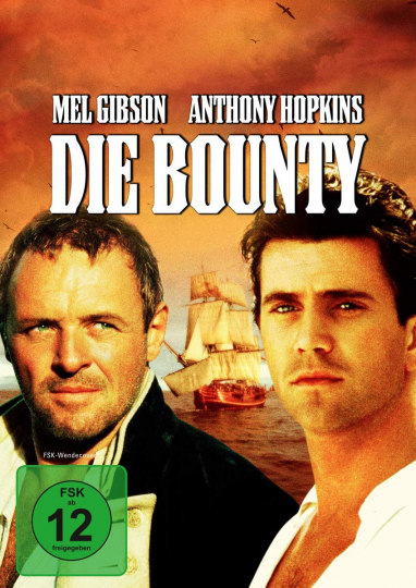 Die Bounty DVD