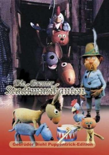Die Bremer Stadtmusikanten DVD