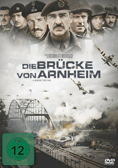 Die Brücke von Arnheim DVD