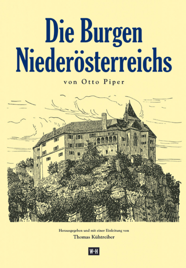 Die Burgen Niederösterreichs.