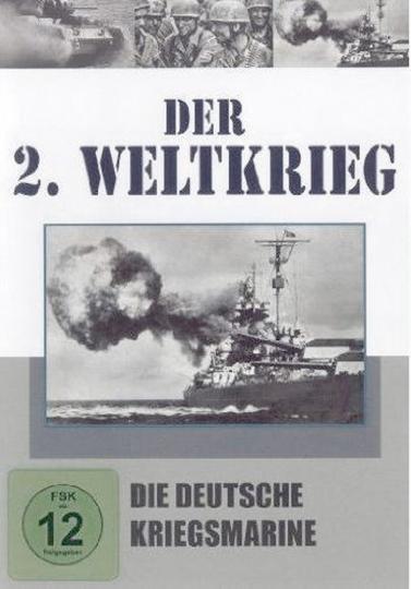 Die deutsche Kriegsmarine DVD
