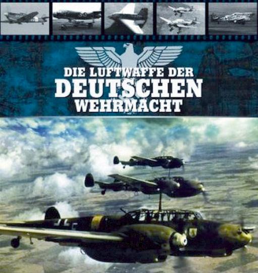 Die Deutsche Luftwaffe 3 DVDs