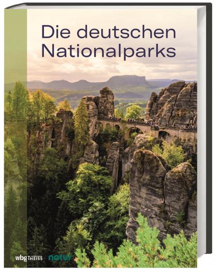 Die deutschen Nationalparks.