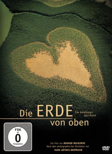 Die Erde von oben. DVD