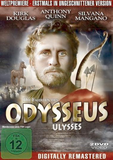Die Fahrten des Odysseus. 2 DVDs.