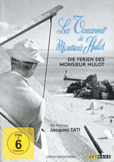 Die Ferien des Monsieur Hulot. DVD.