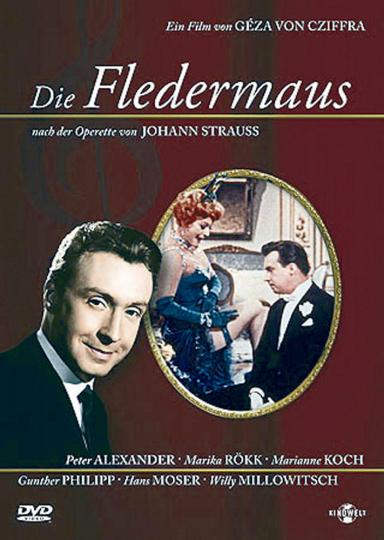 Die Fledermaus / 1961 DVD