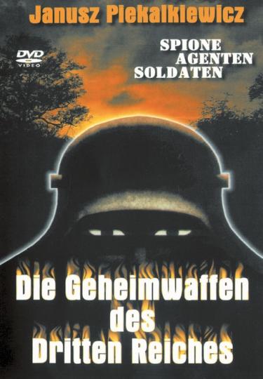 Die Geheimwaffen des Dritten Reiches, DVD