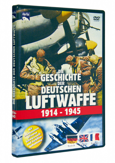 Die Geschichte der deutschen Luftwaffe DVD