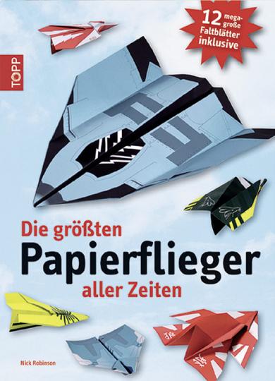 Die größten Paperflieger aller Zeiten.
