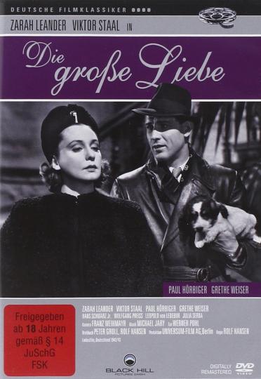 Die große Liebe DVD
